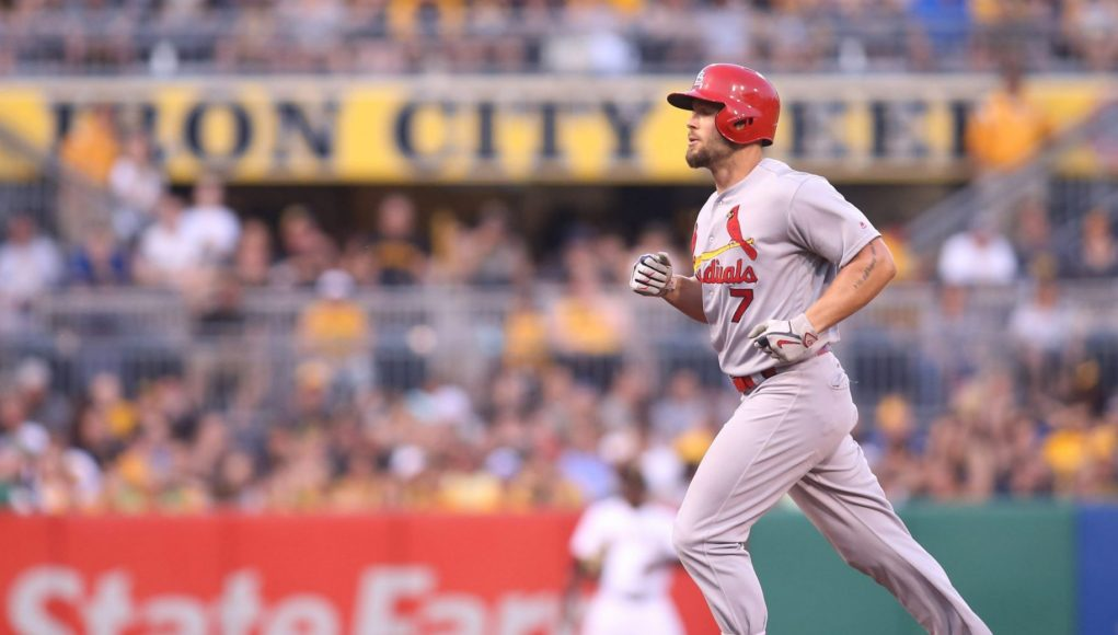 Matt Holliday was the logical DH pickup for the New York Yankees
