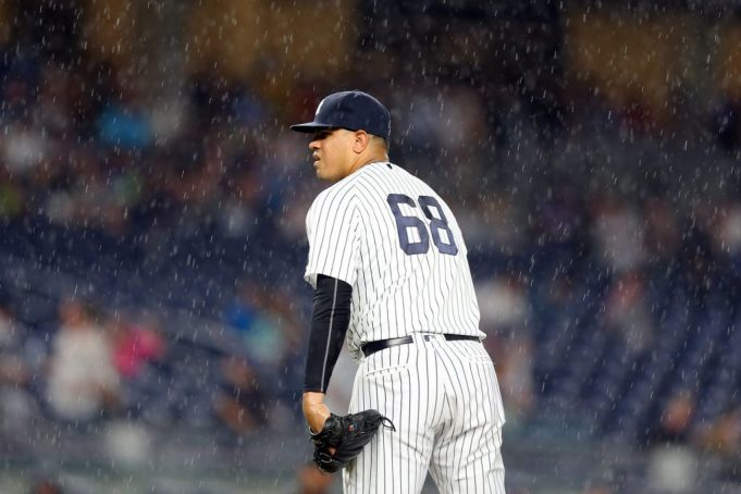 New York Yankees: Dellin Betances hungry for own taste of Fall Classic