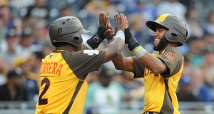 Off limits! New York Mets top prospect Amed Rosario is untouchable