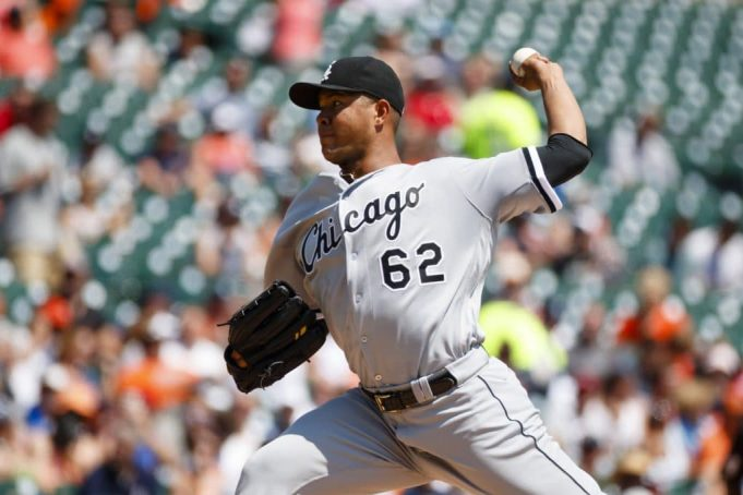 New York Yankees turn down deal for Jose Quintana (Report)