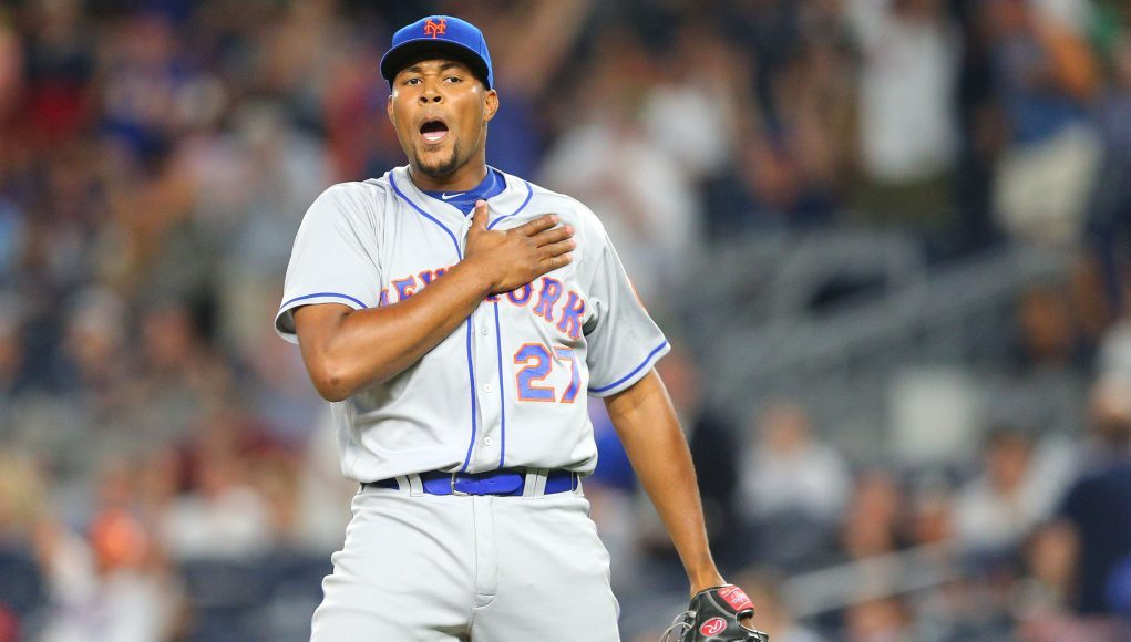 Alright New York Mets fans, let's calm down about the bullpen 1