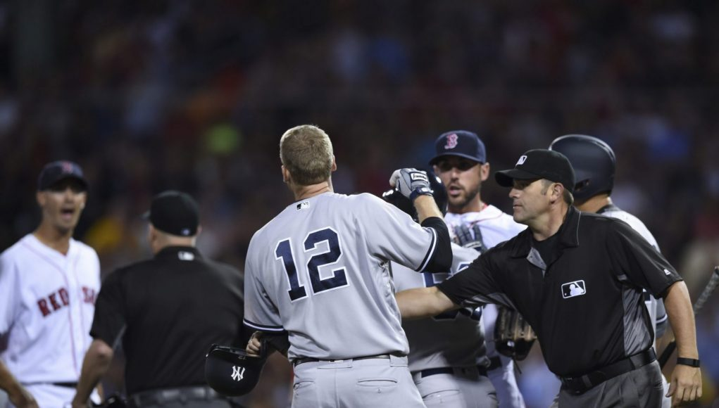 The New York Yankees/Red Sox rivalry is getting new life this offseason 4