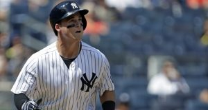 New York Yankees: Tyler Austin gives us a blast from the past (Photo)