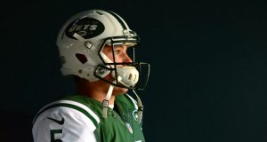 It'd be shocking if the New York Jets played Christian Hackenberg