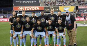 NYCFC prepares for upcoming MLS openers in Ecuador