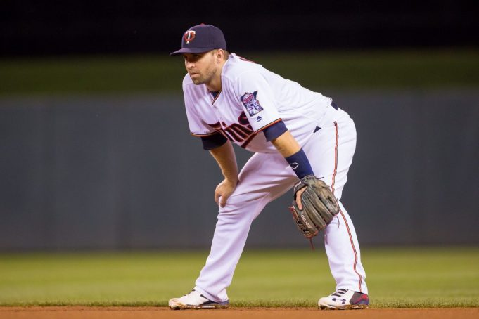 New York Yankees check in on Twins second baseman Brian Dozier