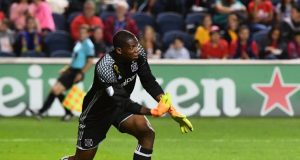 Sean Johnson of NYCFC wants to be the No. 1 goaltender for USMNT