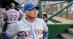 Former New York Mets' outfielder Lenny Dykstra calls Terry Collins a loser