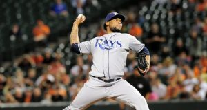 New York Mets reach out to Tampa Bay regarding Alex Colome (Report)