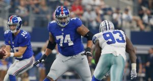 New York Giants: Ereck Flowers has become a household name for all the wrong reasons