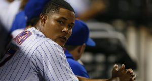 New York Mets closer Jeurys Familia's simple assault charge dropped