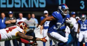 New York Giants activate Shane Vereen from IR 1