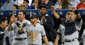 Projecting the 2017 New York Yankees Opening Day roster