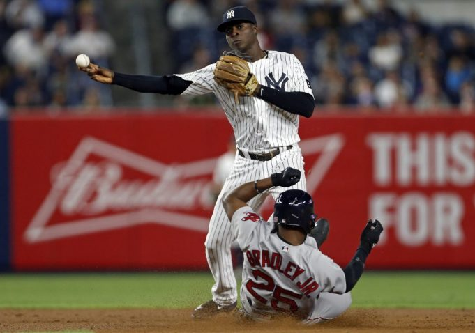 New York Yankees and Boston Red Sox could be taking their rivalry to London