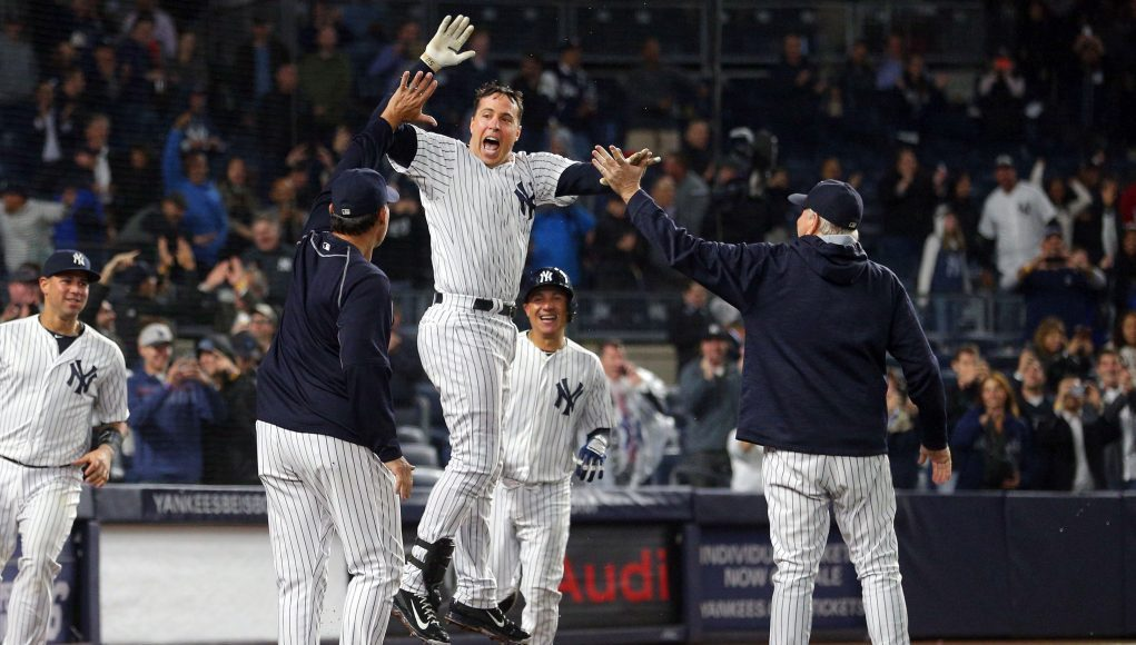 Best New York Yankees' games from the 2016 season