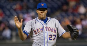 New York Mets closer Jeurys Familia could see 30 game suspension