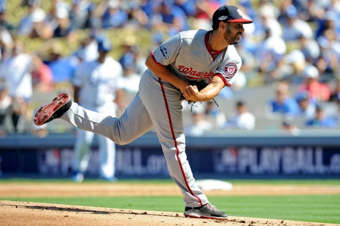 New York Yankees to acquire Gio Gonzalez report is false (Update)