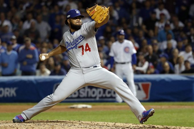 New York Yankees offer Chapman, Jansen contracts (Report)