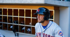 New York Mets likely to have Tim Tebow in minor league camp
