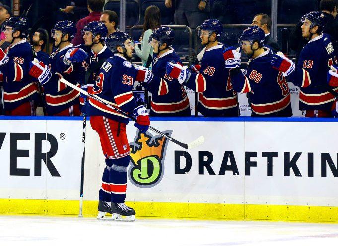 New York Rangers: Mika Zibanejad inching towards return
