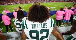 New York Jets: Leonard Williams bashes the so-called 'die hard fans'