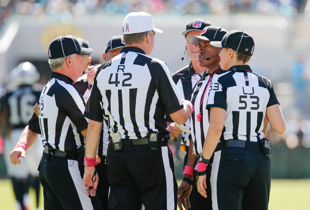 Nfl Its Time To Hold The Referees Accountable