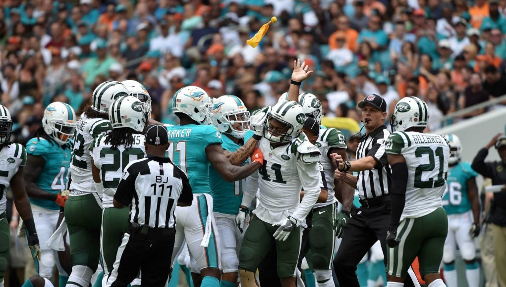 New York Jets look to play spoiler vs. the Miami Dolphins 6