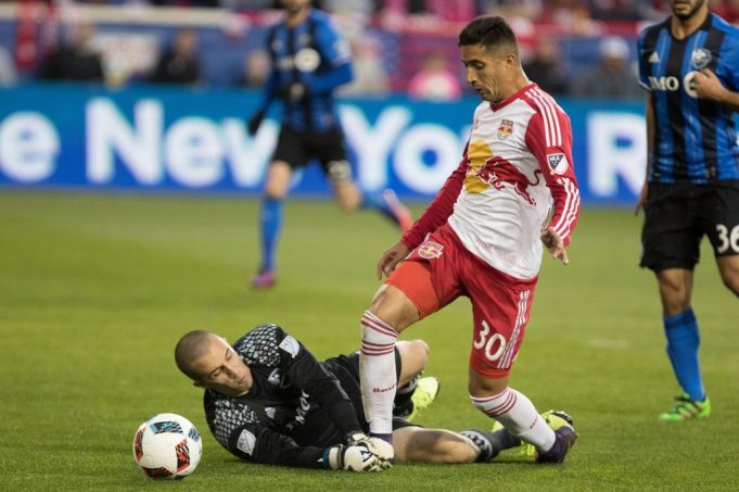 Gonzalo Veron is very much in New York Red Bulls future