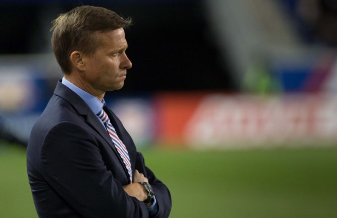 New York Red Bulls Jesse Marsch admits he could have been better