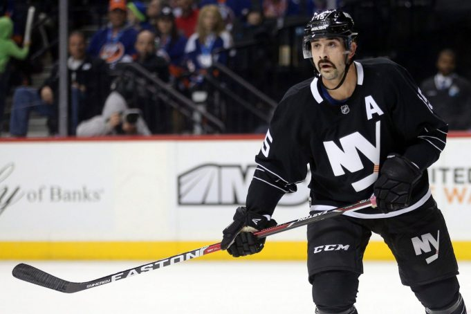 New York Islanders: Clutterbuck contract a head-scratcher