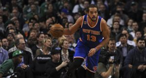 Joakim Noah should see fewer minutes for New York Knicks