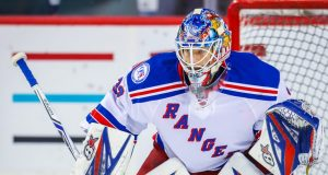 New York Rangers: Raanta-bout town, Lundqvist Finnish'd? No. Chance. 3