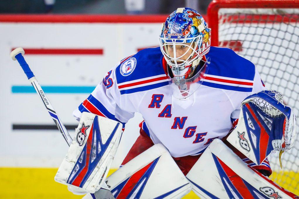 New York Rangers: Raanta-bout town, Lundqvist Finnish'd? No. Chance. 3