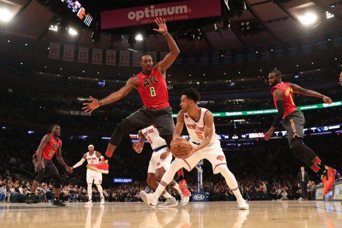 New York Knicks-Atlanta Hawks Preview: Joakim Noah vs. Dwight Howard