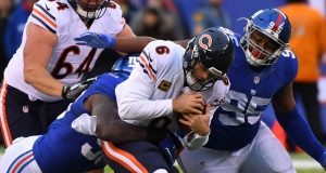 New York Giants sign DE Jordan Williams to practice squad