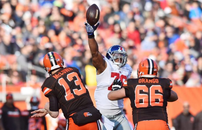 New York Giants: Examining Jason Pierre-Paul's likely replacements 1