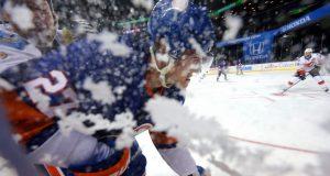 Anders Lee surges while New York Islanders plunge 2