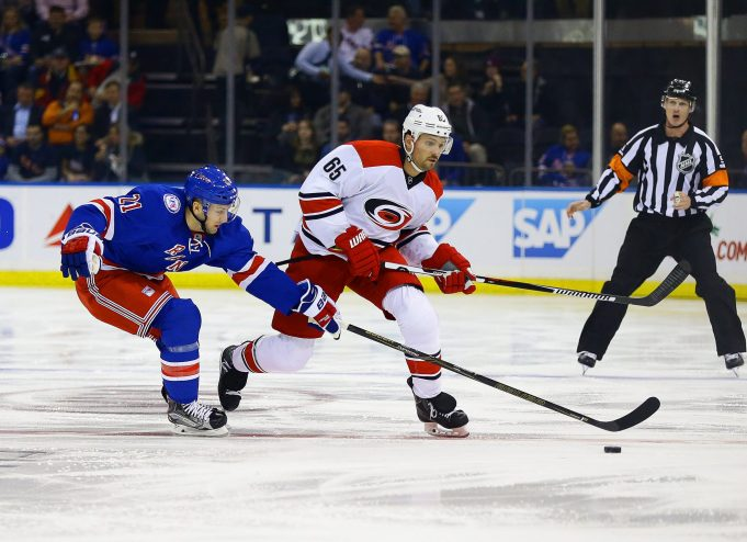 Henrik Lundqvist, New York Rangers welcome in Carolina Hurricanes for MSG matinee
