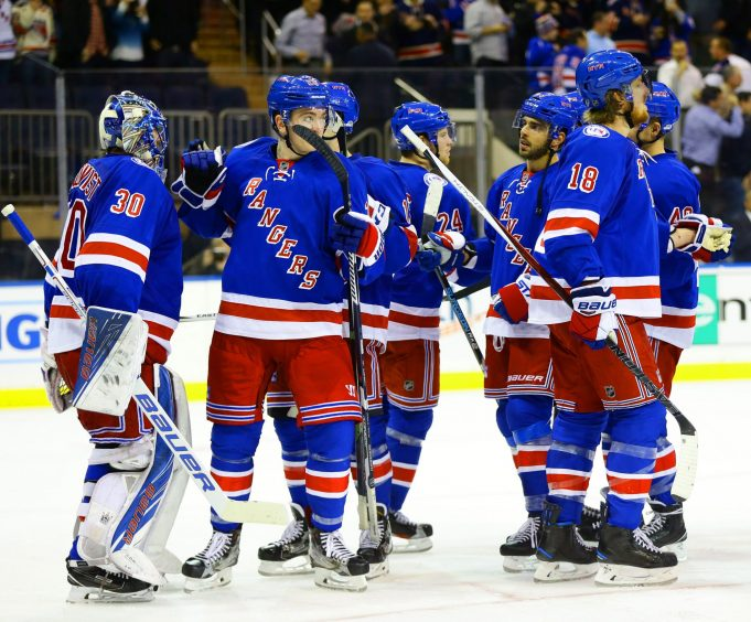 New York Rangers are most valuable NHL team, according to Forbes