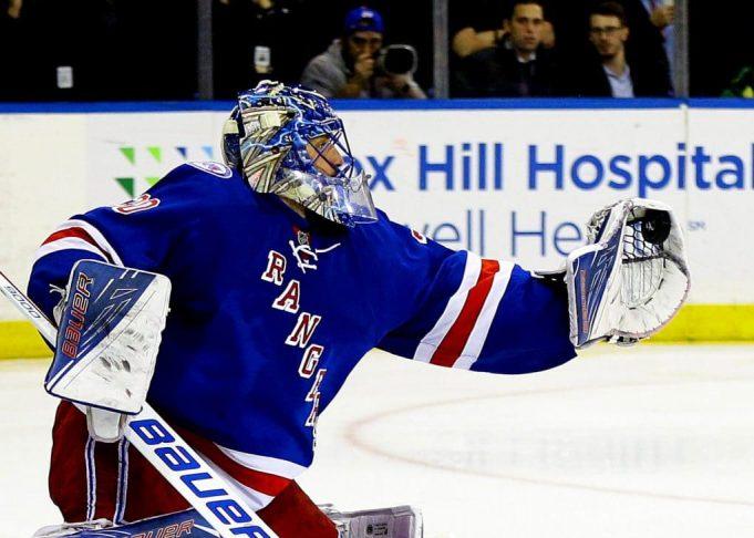 Henrik Lundqvist, New York Rangers edge New Jersey Devils in shootout (Highlights)