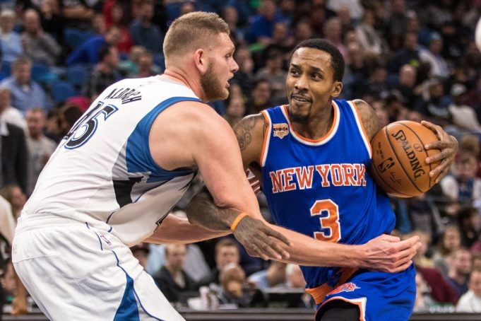 New York Knicks: Brandon Jennings says he'd average 15 & 12 if he started with Derrick Rose