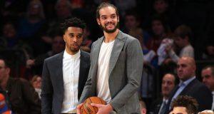 New York Knicks: Joakim Noah To Start; Courtney Lee Out (Update)
