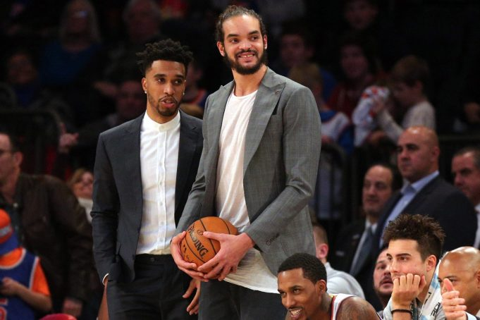 New York Knicks: Joakim Noah To Start; Courtney Lee Out (Update)
