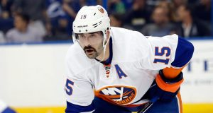 New York Islanders: Cal Clutterbuck agrees to five-year extension