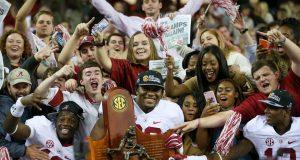 College Football Playoff is set with Alabama, Clemson, Ohio State, and Washington