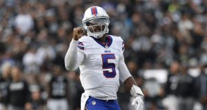 If Tyrod Taylor becomes available, the New York Jets should inquire