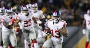 Odell Beckham Jr. is the New York Giants' offense