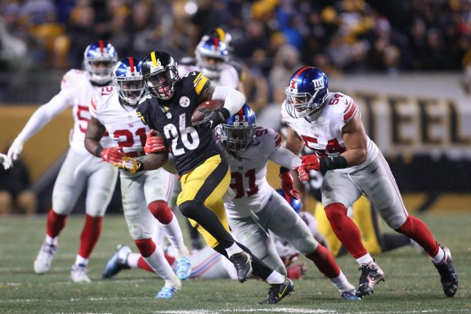 Pittsburgh ends New York Giants' winning streak: The good, the bad, and the ugly 2