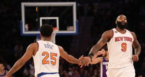 New York Knicks: Kyle O'Quinn credits new offense for improvement