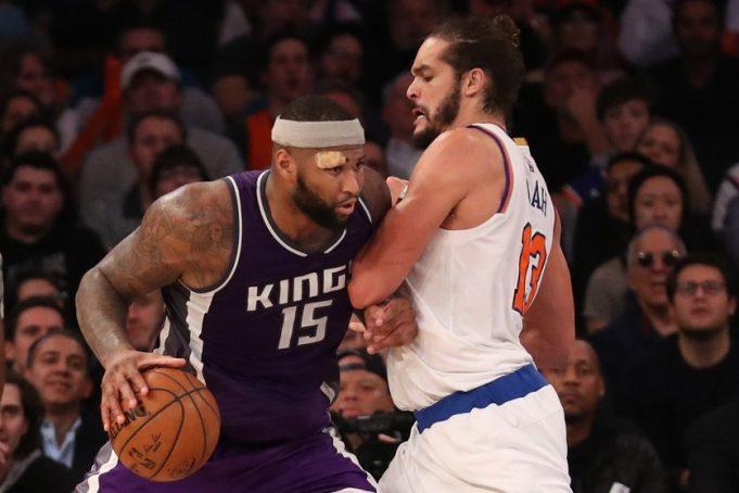 New York Knicks' Joakim Noah: 'I still have a lot of work to do'
